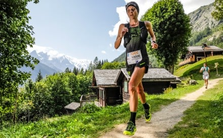 How do some athletes, like Ruth Croft, always seem to nail it when it comes to the big competitions? Photo: UTMB