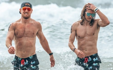 The Buttery Bros have become CrossFit's go-to documentarians. Photo: Handout
