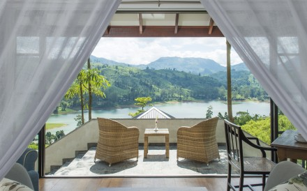 Want to take your first post-coronavirus getaway somewhere like this? Camellia Hills in Sri Lanka. Photos: Handouts