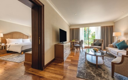 The Mövenpick BDMS Wellness Resort Bangkok, in the Thai capital, has launched a 14-day Health Care package, during which guests will be attended to by staff from the Bangkok Hospital. Photo: Mövenpick BDMS Wellness Resort Bangkok