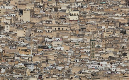 The medina in Fez, in Morocco. Photo: Getty Images