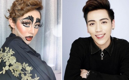 Introducing Will Or and Mak Tung, two of Hong Kong's finest male make-up artists, influencers and mentors. Photos: Handouts