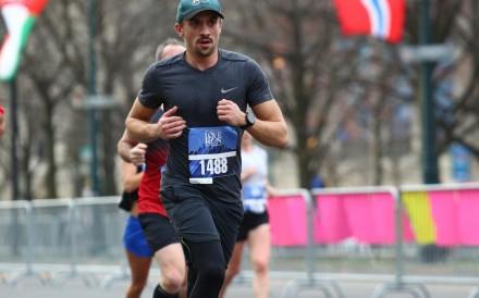 Alexandre Clovirola is running the MacLehose, Hong Kong and Wilson trails consecutively to raise money for Paris Hospital. Photos: Handout