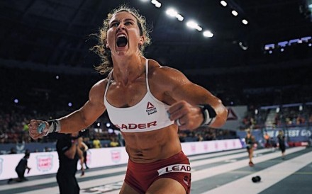 Tia-Clair Toomey will have to defend her CrossFit Games title without fans this year. Photo: CrossFit