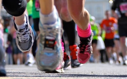 Shin splints can keep runners off their feet for weeks, but there are cures and prevention routines for you to do at home. Photo: Dreamstime/TNS