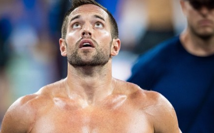 Rich Froning, fittest ever in the world of CrossFit? Photo: Handout