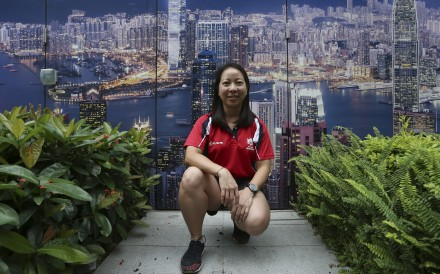 Doris Chow Pui-kwan has become synonymous with rugby in Hong Kong over the years. Photo: Jonathan Wong
