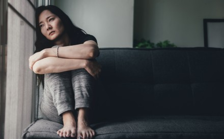 When our emotional strength is weak, we struggle to deal with life problems and emotional traumas. Photo: Shutterstock