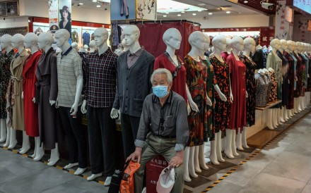 China had 253 million people above the age of 60 at the end of last year, compared to 178 million in 2010. Photo: EPA-EFE