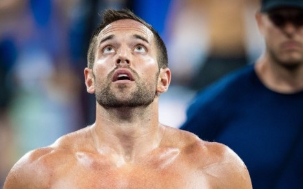 Rich Froning, the most decorated CrossFit athlete of all time, says he can no longer associated with the CrossFit CEO. Photo: Handout
