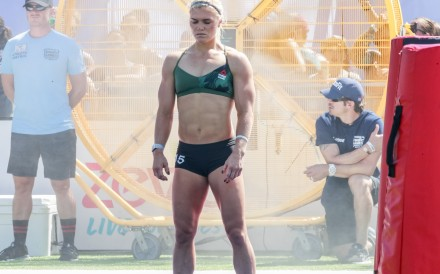 Katrin Davidsdottir has boycotted CrossFit as changes in leadership are not enough. Photo: Duke Loren Photography
