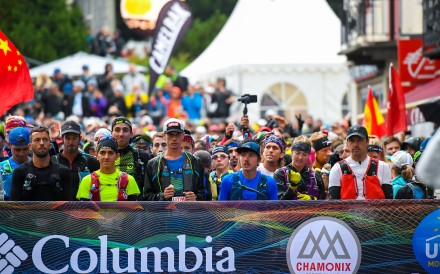 The top endurance athletes spend most of their training time in the 'aerobic/easy' zone, even if they spend most of the race above it. Photo: UTMB