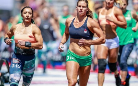 The CrossFit Games could start on September 14. Photo: CrossFit Games