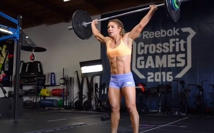Nicole Carroll returns to CrossFit after resigning over the former CEO's controversial tweets. Photo: Handout