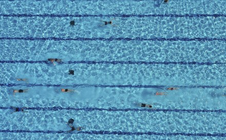 There are deficiencies in Hong Kong's allocation of swimming lanes, the government has been told. Photo: Winson Wong