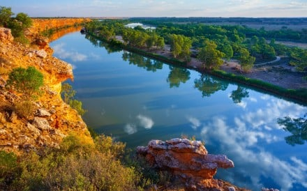 The Murray River is the longest in Australia. Photo: Shutterstock