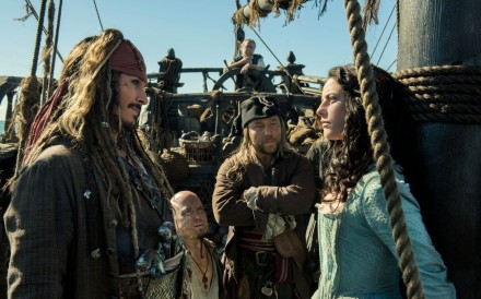 Australia has in recent years hosted several blockbusters including a Pirates of the Caribbean film. Photo: Handout