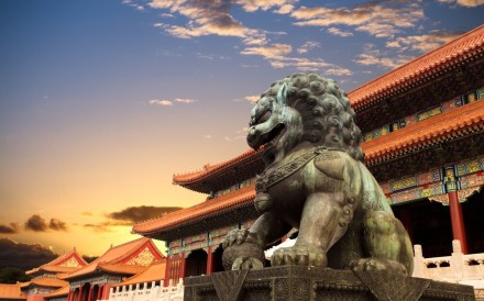 The Forbidden City in Beijing. Beijing and other governments must find common ground as the world reels from the Covid-19 pandemic. Photo: Shutterstock