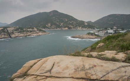 Shek O headland has accessible and varied options for boulders. Photo: SCMP