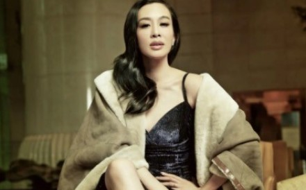 """""""Age is just a number"""", Actress Christy Chung says. Photo: Handout"""