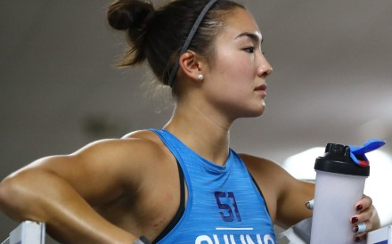 Stephanie Chung said a major mindset shift has helped her properly embrace her competitive nature. Photo: Handout