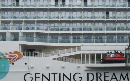 Genting Hong Kong expects to suffer more losses this year as the Covid-19 pandemic cripples big businesses like cruise and airline operators. Photo: Jonathan Wong