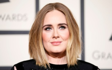 Adele always looks beautiful, no matter what its says on the scales. Photo: Reuters