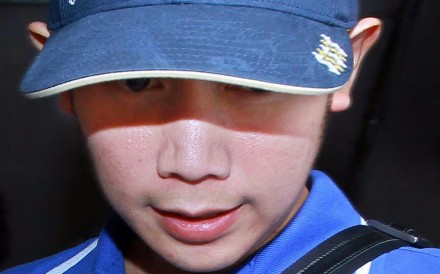 Vorayuth Yoovidhya, grandson of late Red Bull founder Chaleo Yoovidhaya, pictured in 2012 during a police investigation in Bangkok. Photo: AFP