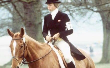 Britain's Princess Royal competed in international equestrian events – including at the 1976 Montreal Olympics. Photo: @anne_princessroyal/Instagram