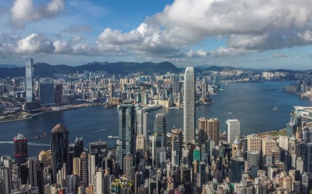 On everyone's bucket list: the view of Hong Kong's skyline from Victoria Peak. Photo: SCMP