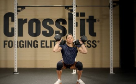 The CrossFit Open is moving back to February and March. Photo: Handout