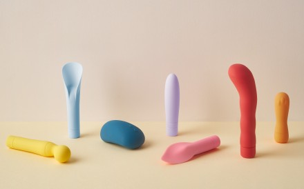 Vibrators and other sex toys by Singaporean adult brand Smile Makers aren't stocked in sleazy sex shops, but in mainstream department stores – the idea being to normalise discussions about female sexuality. Photo: Smile Makers
