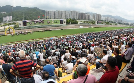 Fans pack the stands at Sha Tin last year. Photos: Kenneth Chan