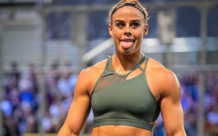 Sara Sigmundsdottir has the perfect training module to turn around her choking tendencies without even knowing it. Photo: Facebook
