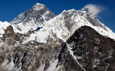 Ang Rita Sherpa held the record for climbing Everest 10 times without bottled oxygen, and also achieved the first winter summit without supplementary oxygen. Photo: Getty