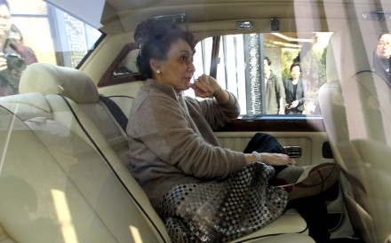 Angela Ho is the eldest surviving child of the late casino mogul Stanley Ho. Photo: SCMP