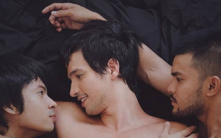 The popular LGBT Filipino online series Unlocked takes a candid look at love during quarantine. Photo: Handout