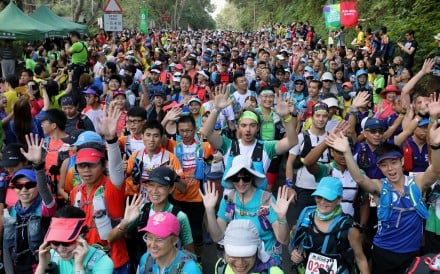 Trail runners already pay hundreds of dollars to take part in races, and a survey suggests they would be willing to pay more if it went towards protecting the parks. Photo: Dickson Lee