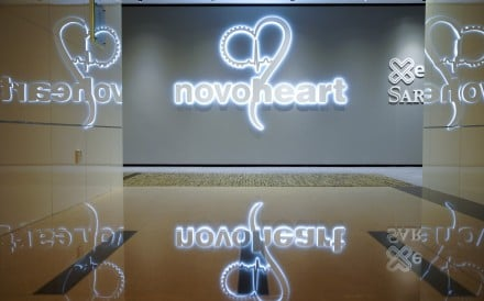 "Novoheart created a first with its artificial ""mini-hearts"" which can contract and mimic the fluid-pumping action of a natural heart. Photo: Winson Wong"