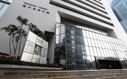 The District Court on Monday heard that Heidi Wong's sex syndicate pulled in more than HK$30 million during it's nine-year run. Photo: Nora Tam