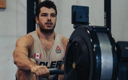 Jeffrey Adler will be one of four men challenging Mat Fraser for the 2020 CrossFit Games title. Photo: Samuel Beriault