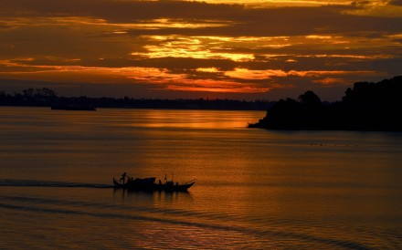 Last month the US launched a Mekong partnership. Photo: AFP