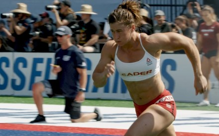 Can Tia-Clair Toomey run away with the competition again? Photo: CrossFit Inc.