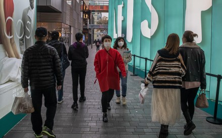 Retail sales in China reached 41.2 trillion yuan (US$6.2 trillion) last year, according to the National Bureau of Statistics. Photo: EPA-EFE