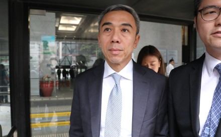 Former civil servant Wilson Fung is appealing against his misconduct investigation. Photo: K. Y. Cheng