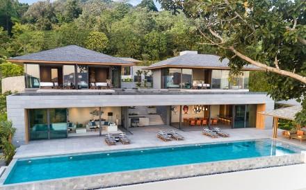 A villa at Avadina Hills by Anantara in Phuket. Photo: Mint Hotels and Resorts