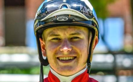 Jockey Luke Ferraris. Photo: HKJC