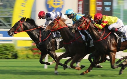 Packing Victory defeats impressive debutants Five Elements and Master Delight. Photos: Kenneth Chan