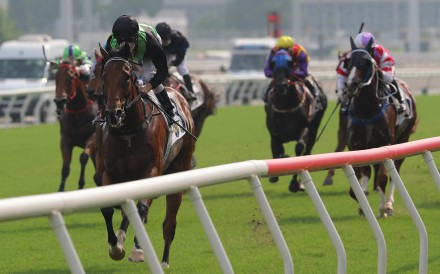 Nervous Witness puts paid to his rivals in fine style. Photos: Kenneth Chan