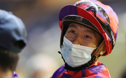 Vincent Ho is all smiles after a recent Happy Valley winner. Photos: Kenneth Chan